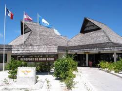 C'est parti pour Bora Bora