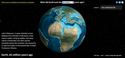 Genèse de la planète terre