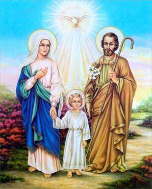 Les Saints de Février