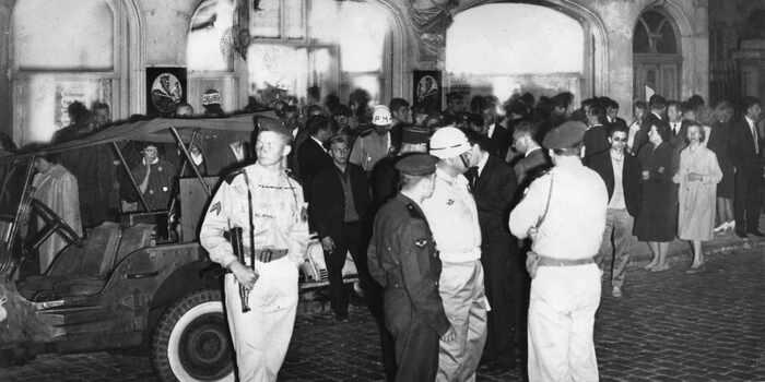 « La nuit des paras » à Metz, un épisode tragique de la guerre d'Algérie en Lorraine