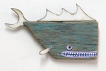 Des poissons dans l'art