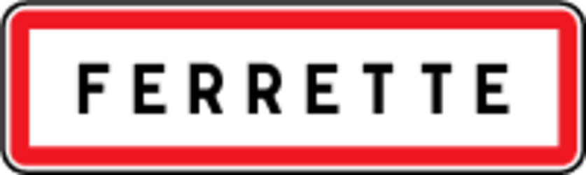 VACANCES SEPTEMBRE 2015  FERRETTE  68   1/4   27/11/2015