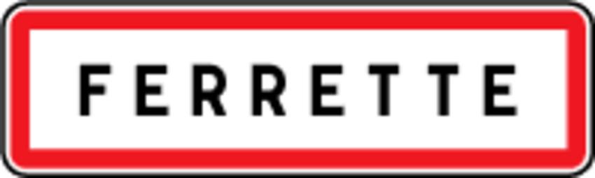 13/09/2015 EGLISE SAINT BERNARD de MENTHON   FERRETTE 68   1/2