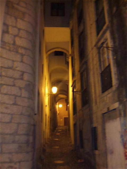 Lisbonne: Nuit