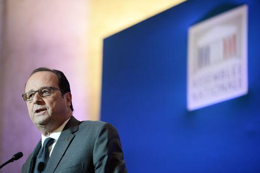 François Hollande, jeudi 6 octobre.