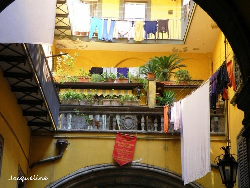Les couleurs de Naples