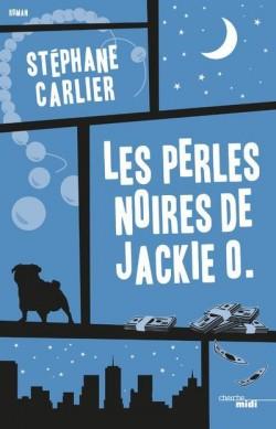 Couverture de Les perles noires de Jackie O.