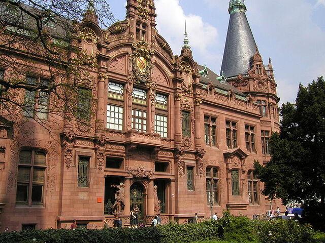Blog de lisezmoi : Hello! Bienvenue sur mon blog!, L'Allemagne : Bade-Wurtenberg - Heidelberg -