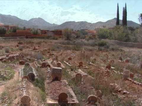 La visite des tombes pour la femme