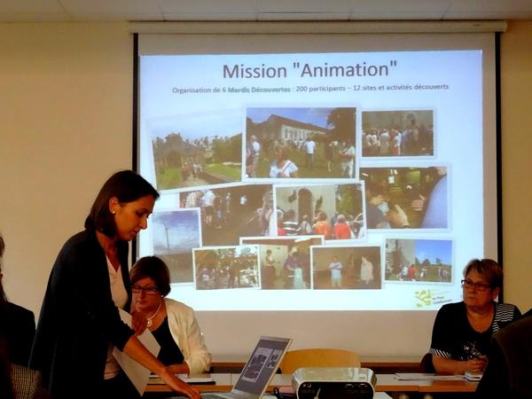 L'Assemblée Générale 2014 de l'Office du tourisme du pays Châtillonnais