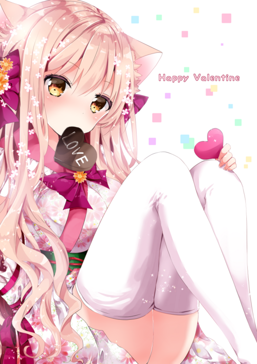 Release #6 : Happy Valentine