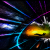 Le vol dans l'espace