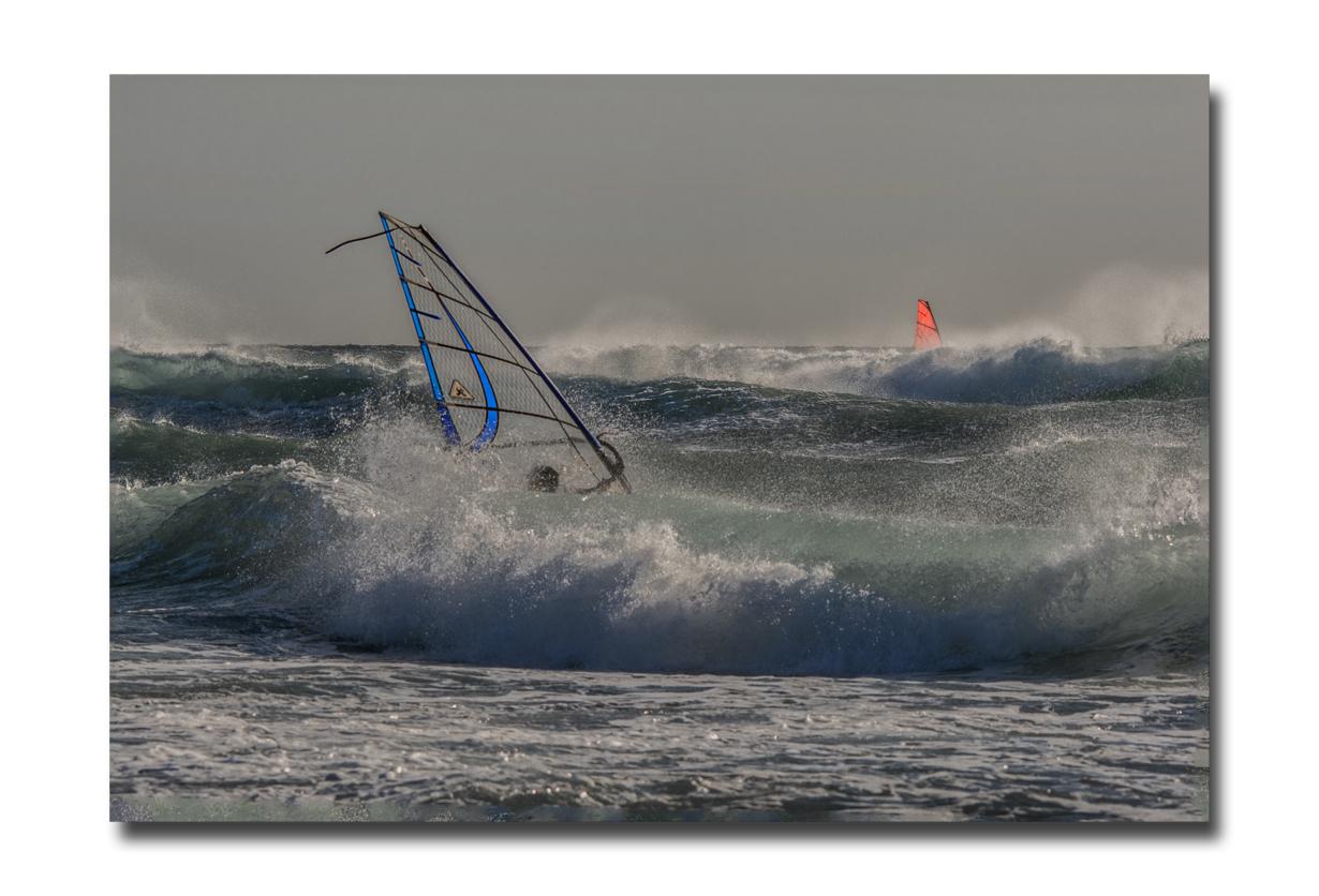 Au creux de la vague.................!