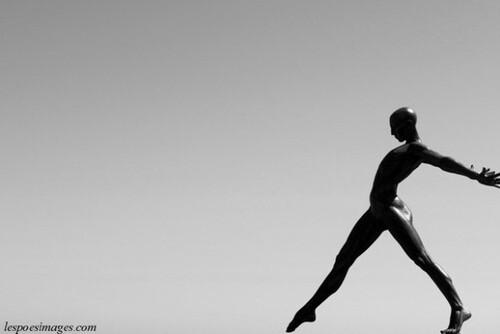 Danseur (sculpture de Nicolas Levarenne)