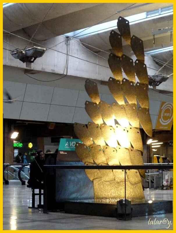 Nouveauté gare Montparnasse....