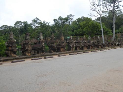 J13, Siem Reap, les temples d'Angkor, Cambodge
