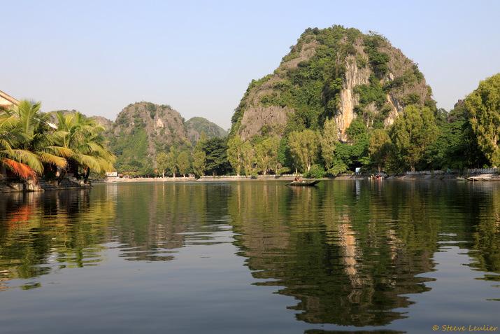 Le Complexe paysager de Trang An, Viêt Nam 2019