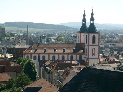 Blog de lisezmoi :Hello! Bienvenue sur mon blog!, L'Allemagne : Hesse - Fulda -