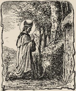 Saint Paterne de Vannes († 565)