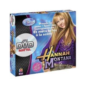 Jeux DVD hannah montana