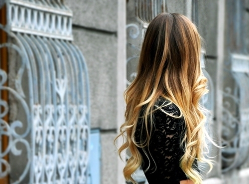 curls, girl, hair, long