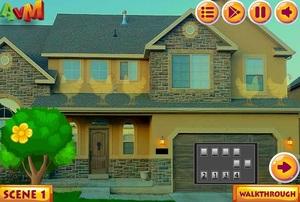 Jouer à AVM Exciting house escape