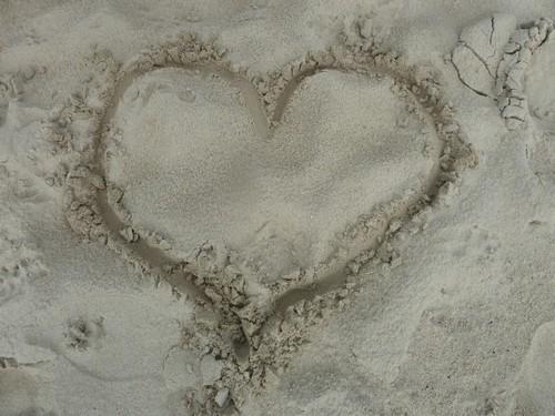 L'insolite sur la plage ......