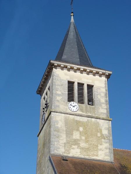 L'Eglise de Vanvey