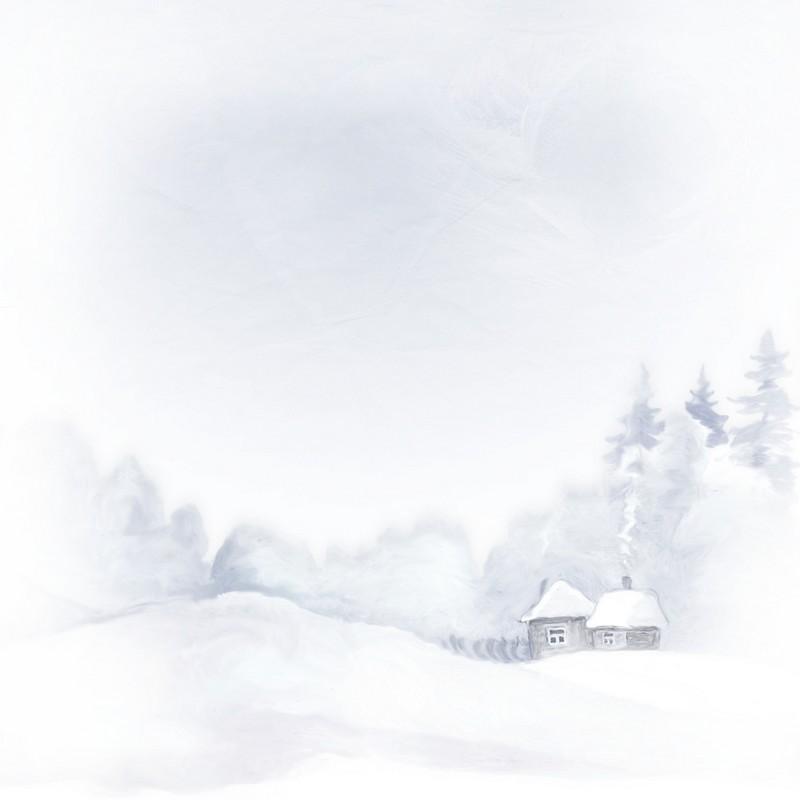 fond hivernal