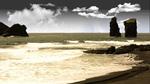 La mer aux rochers