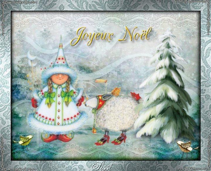 *  Mon Noël  2014 *