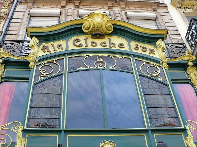 A La Cloche d'Or ~ Lille ...