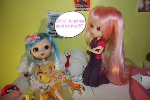 La full custom de Pinku !