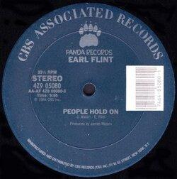 Earl Flint - People Hold On