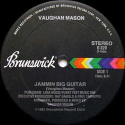 Vaughan Mason - Jammin' Big Guitar