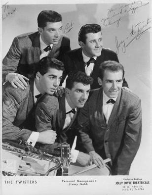 Joey & The Twisters (3)
