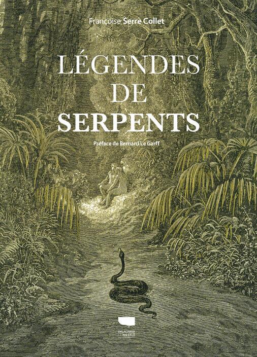 Livre - Légendes de serpents