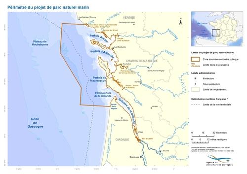 Non à la fermeture de la mission d'étude du Parc naturel marin.