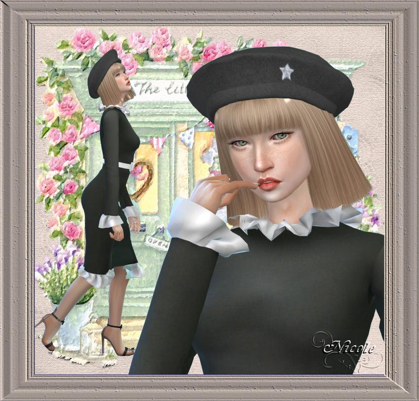 TS4 Sim: Chloé