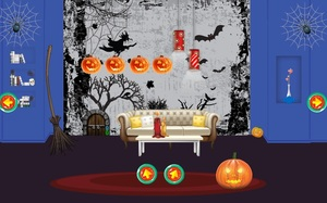 Jouer à Escape Fan – Halloween house escape