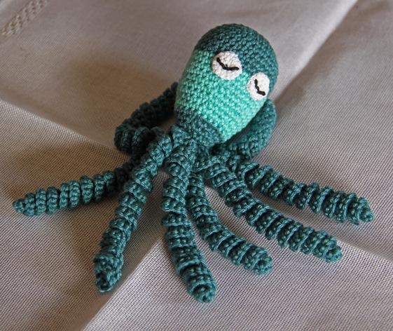Petite pieuvre douceur