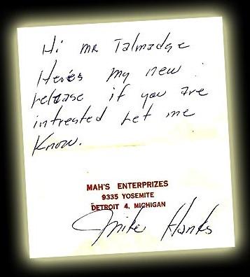 MIKE HANKS