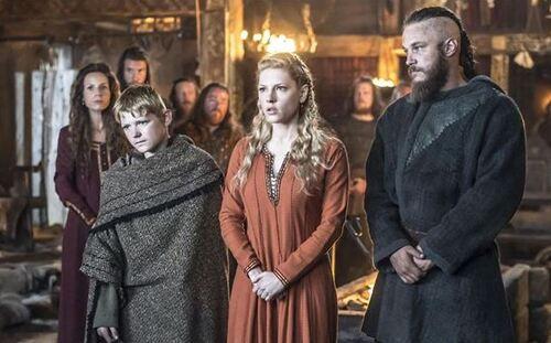 Vikings (série télévisée)