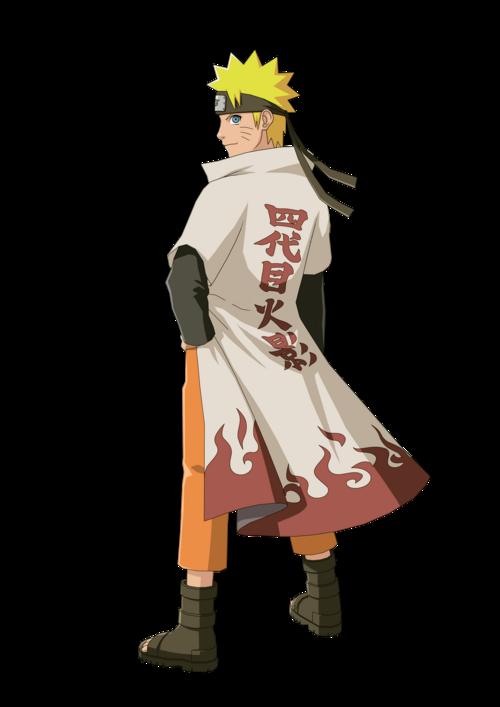 Naruto Ultimate Ninja Storm 3: Naruto Hokage