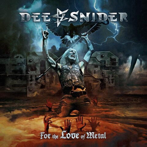 DEE SNIDER - Les détails du nouvel album For The Love Of Metal