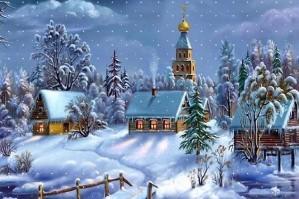 Hidden snowflakes