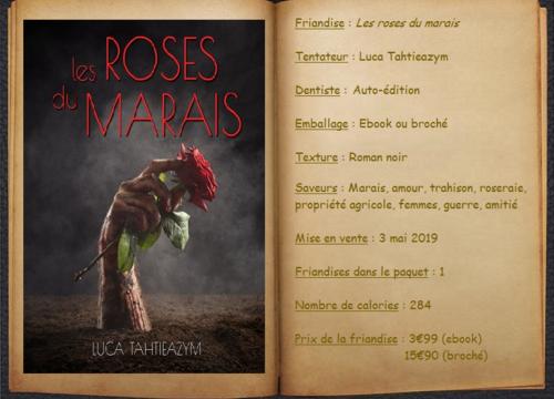 Les roses du marais - Luca Tahtieazym