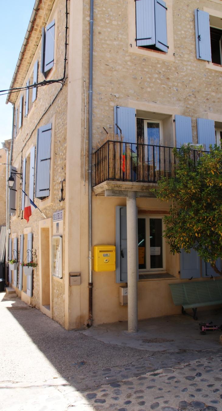 Mairie - Entrevennes