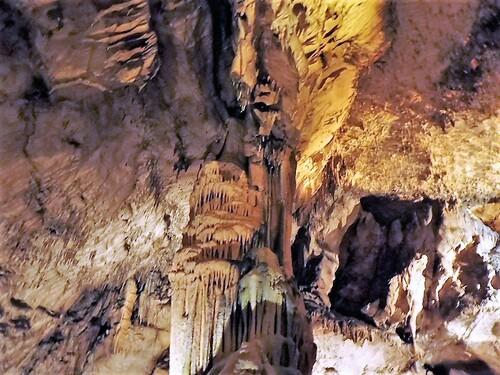 (25) Au bord du Doubs, la superbe Grotte D'Osselle