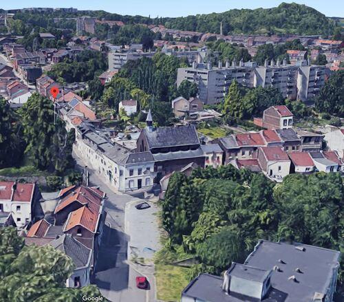 Jemeppe - Rue Rousseau (GoogleMaps)
